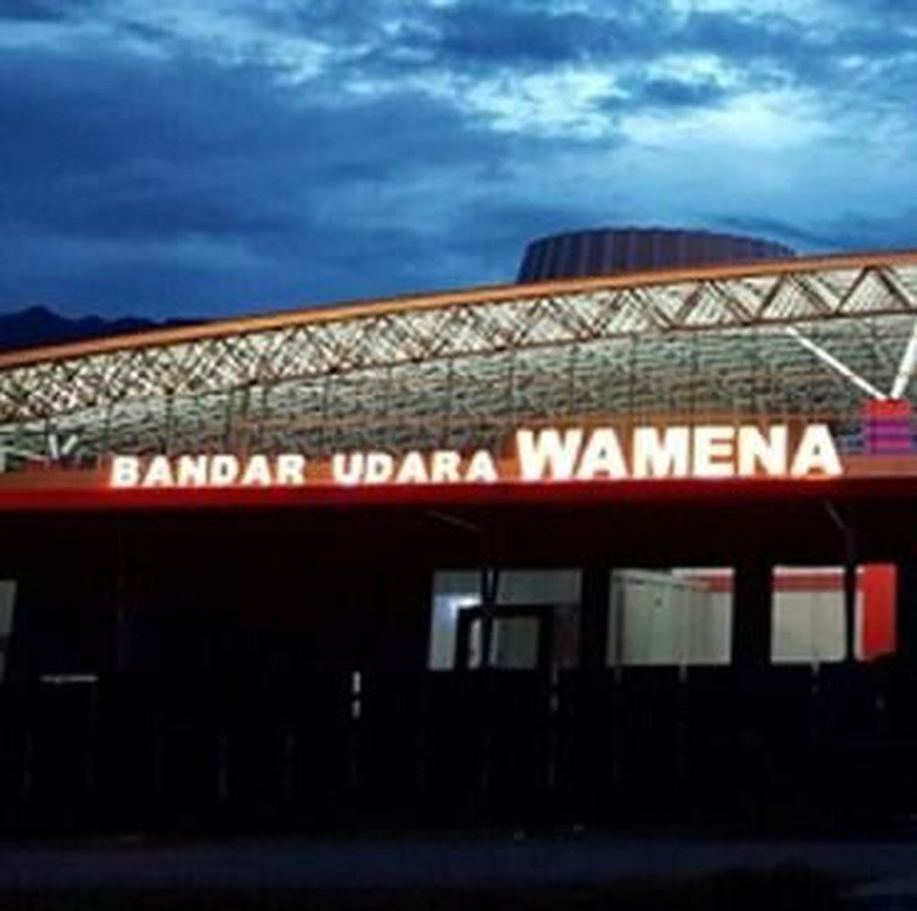 Pesawat Kargo Kecelakaan di Bandara Wamena, Tak Ada Korban Jiwa