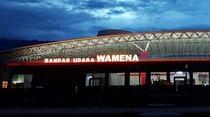 Pasca Rusuh, Bandara Wamena Normal Kembali Pekan Depan