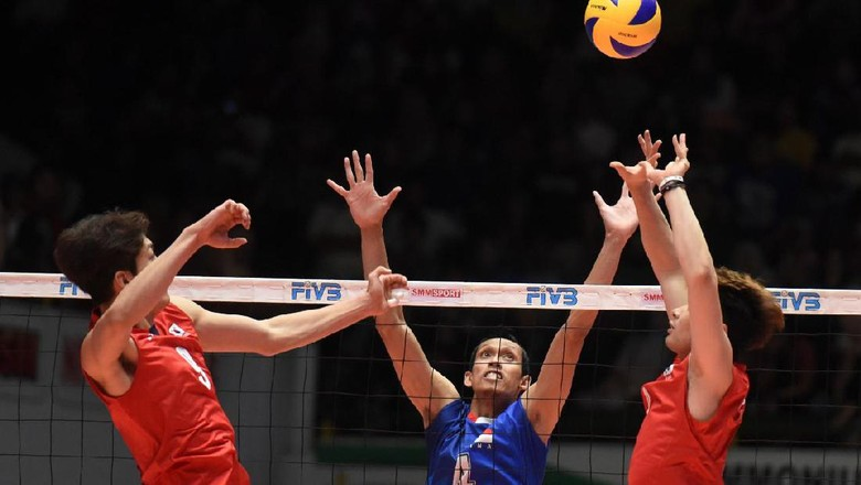 Tatap Asian Games, Timnas Voli Putra Cuma Gelar TC Tanpa Ikut Turnamen?