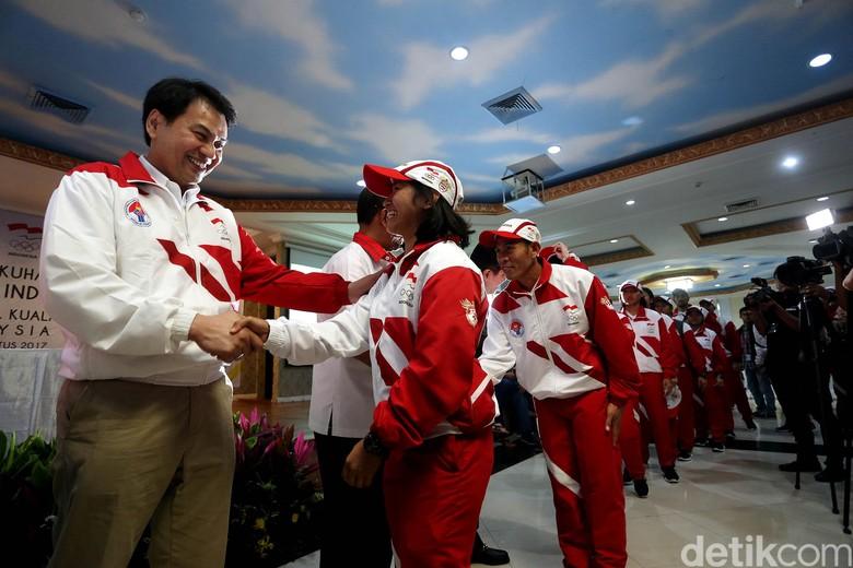 Kontingen SEA Games Indonesia Dikukuhkan
