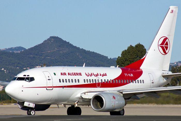 Pesawat Air Aljazair