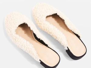 Topshop Jual Sepatu Bulu, Netizen Sebut Mirip Domba