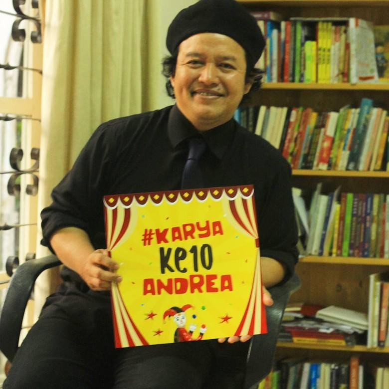 Ini Bocoran Sampul Karya ke-10 Andrea Hirata  Foto: Penerbit Bentang Pustaka