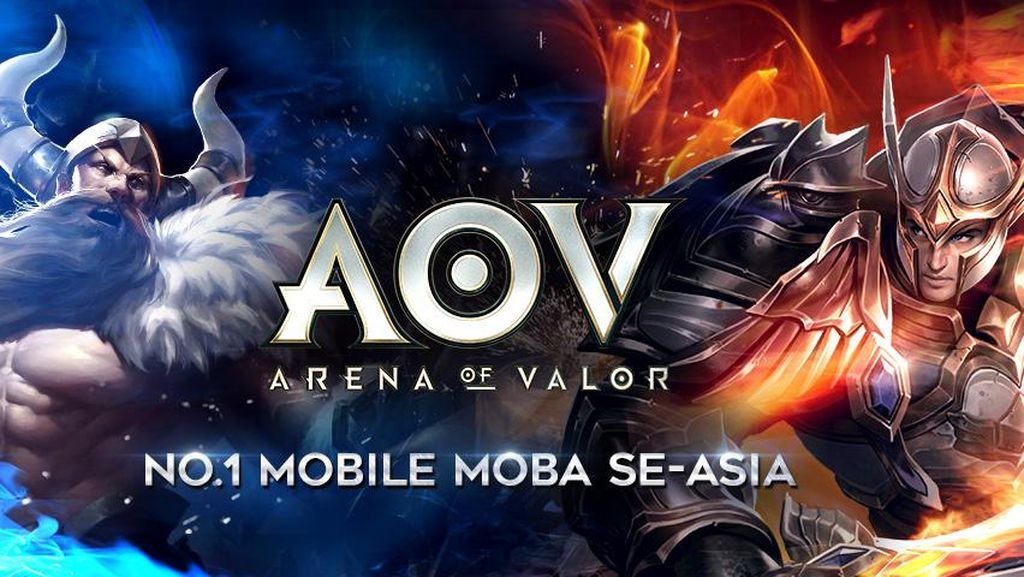 Wow! AoV Jadi Cabang e-Sport Asian Games 2018