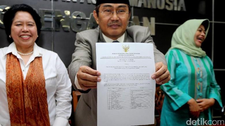 Ini 14 Nama Calon Anggota Komnas HAM yang Lolos ke DPR