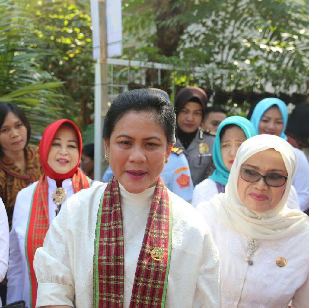 Iriana akan Hadiri Deklarasi Perempuan Pendukung Jokowi Besok