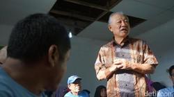 Duta WHO untuk Eliminasi Penyakit Kusta, Yohei Sasakawa, menyambangi Kelompok Perawatan Diri (KPD) Sorofo di Ternate, Maluku Utara. Simak foto-fotonya berikut: