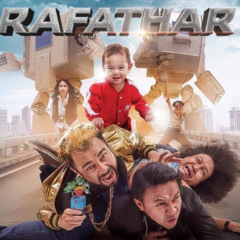Tiga Body Talent Balita di Film Rafathar untuk Keperluan Motion Capture f3e93e1f8f