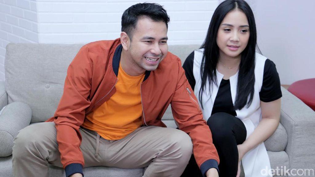 Unggah Foto Bareng Caisar, Raffi Ahmad Tutup Kolom Komentar
