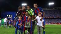 Trio MSN Sisakan Kenangan Indah, Cuma Messi yang Kini Belum Pindah