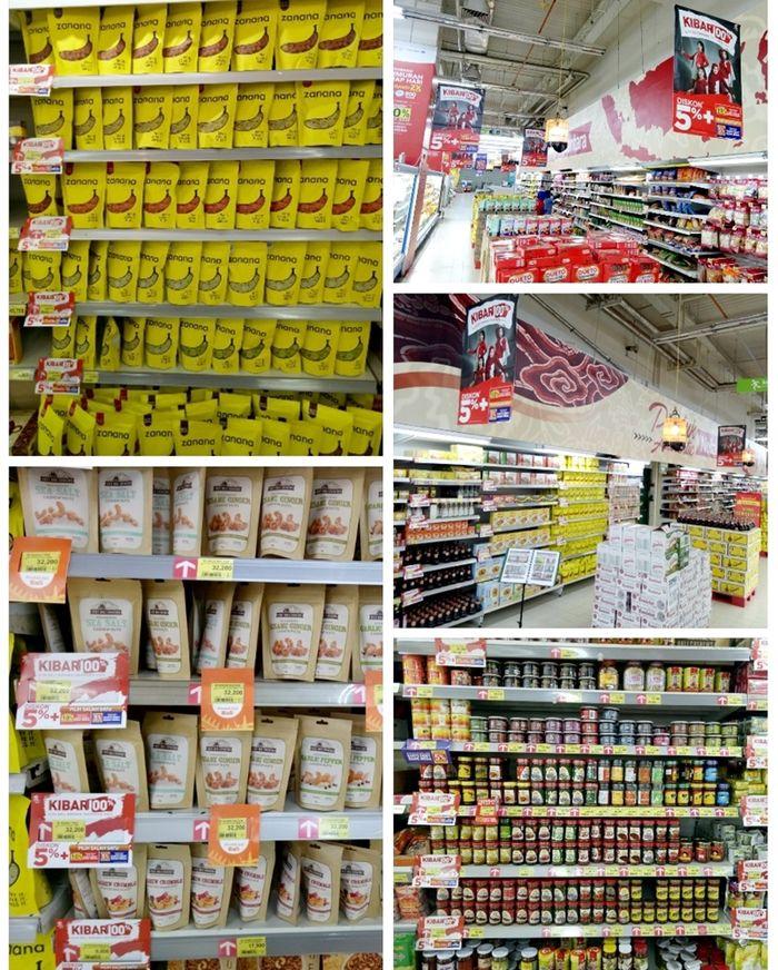Produk Unggulan Nusantara Dapat Tambahan Diskon 5% (Foto: Dok. Transmart Carrefour)