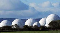 Foto: Bola Golf Raksasa, Tempat Paling Rahasia di Bumi