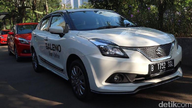 Suzuki Baleno (Foto: Dina Rayanti)
