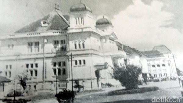 Gedung BI, Salah Satu Bangunan Bergaya Indis di Yogyakarta