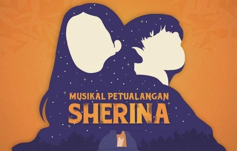 Pengalaman Pertama Ezra Mandira Garap Drama Musikal  Foto: Musikal Petualangan Sherina