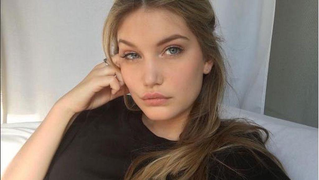 Kepincut Kecantikan Model Asal Belanda yang Disebut Kembaran Gigi Hadid