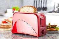 Pemanggang roti.