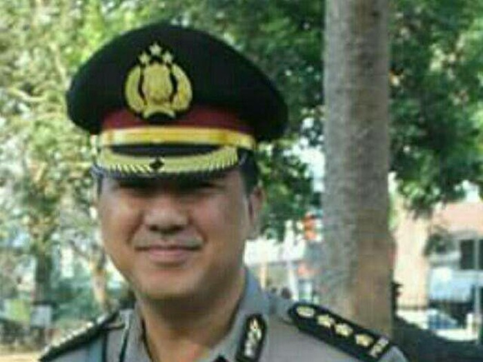 Kepala BP3TKI Tanjung Pinang Kombes Ahmad Ramadhan