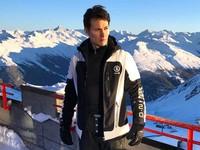 Liburannya Pavel Durov