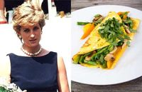 Ini yang Disantap Lady Diana Beberapa Jam Sebelum Meninggal Dunia