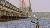 Jadi Lokasi MRSF 2019, Jembatan Suramadu Ditutup 6 Jam