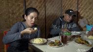 Nasi Jagung Sayur Tanaman Hutan di Jombang Diburu Wisatawan