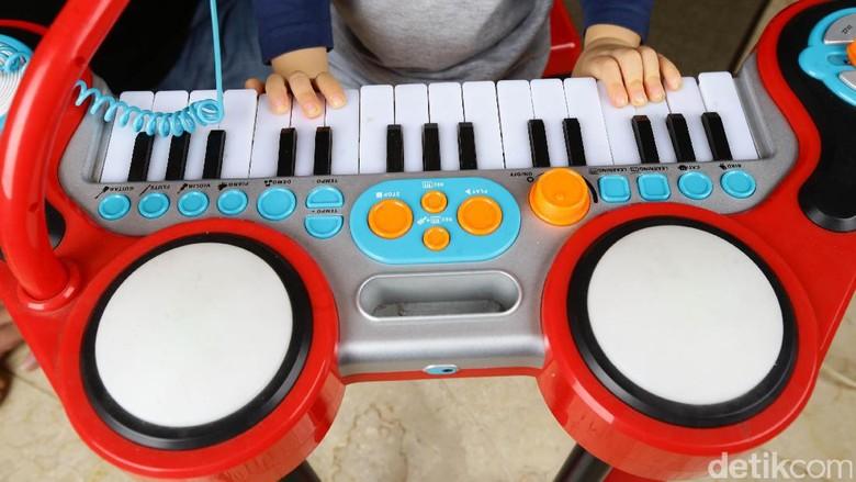 Manfaat musik bagi anak/ Foto: Hassan/detikcom