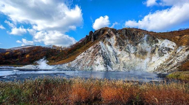 Ilustrasi Hokkaido di Jepang (Thinkstock)