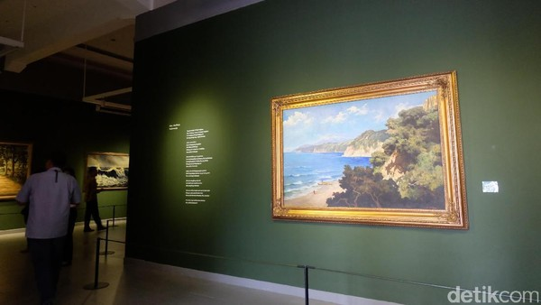 Digemari Publik, Pameran Lukisan Istana Negara Gaet 20 Ribu Pengunjung