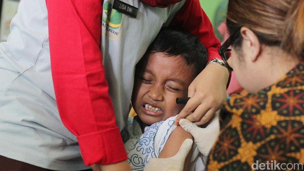 Bulan September, Vaksin MR Akan Diberikan di Posyandu dan Puskesmas
