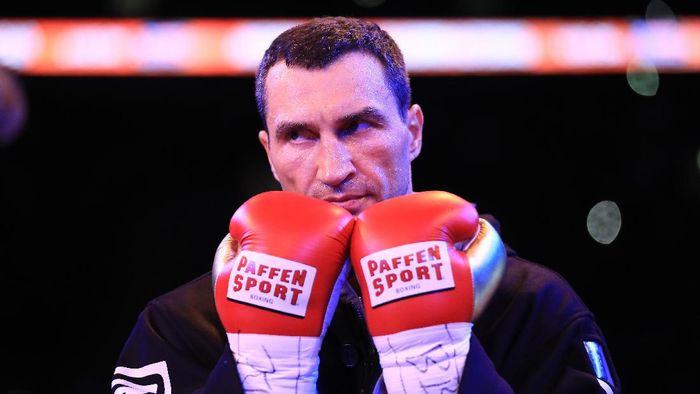 Wladimir Klitschko pensiun. Foto: Richard Heathcote/Getty Images