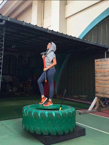 Banyak yang menghidari angkat beban (weight lifting) karena takut berotot