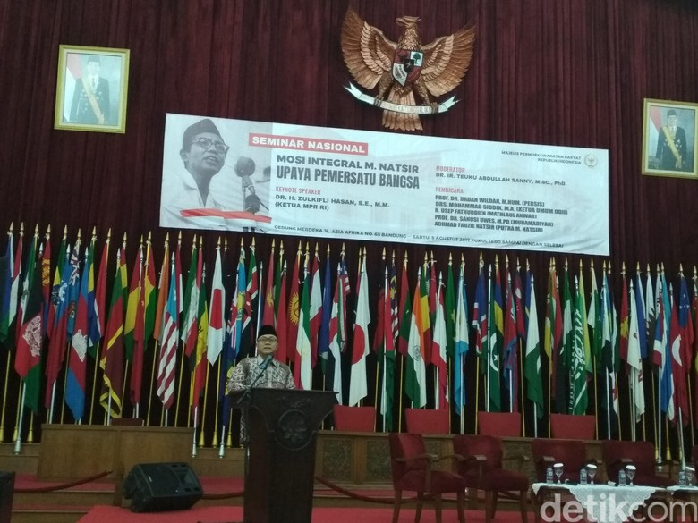 Ketua MPR Nilai Kesenjangan Jadi Tantangan Bangsa Indonesia