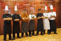 Ketujuh chef.