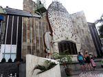 Lahan Bekas Sari Club TKP Bom Bali Akan Dijadikan Restoran 5 Lantai
