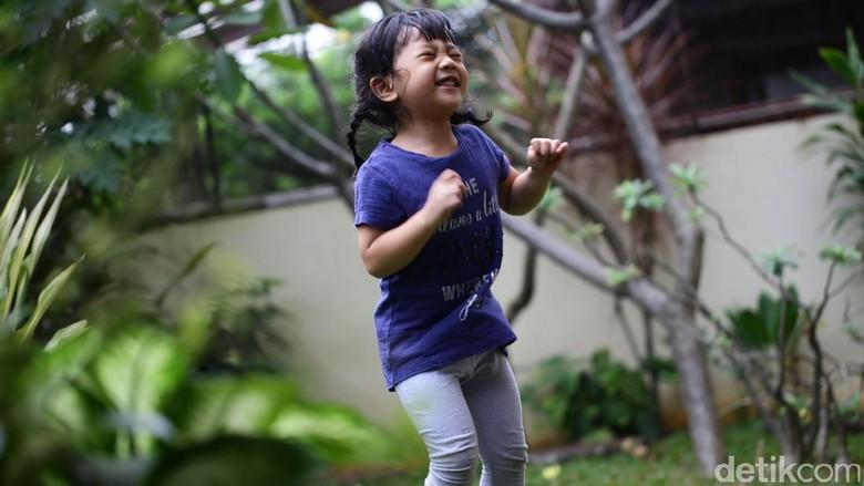 Tahap Perkembangan Bicara Anak di Lima Tahun Pertama Hidupnya/ Foto: Hassan/detikcom