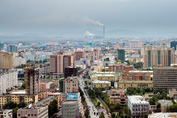 Ini Kota Ulan Bator. Negara unik, Mongolia masih tertutup untuk turis (Foto: Thinkstock)