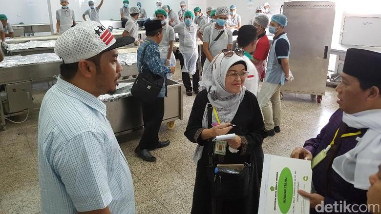 Komisi Pengawas Haji Soroti Tak Adanya Menu Diet Jemaah
