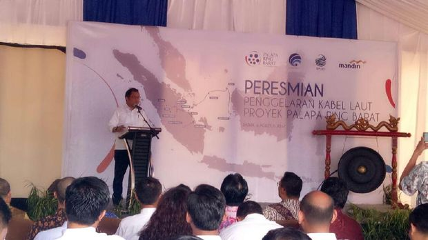 Mengenal Proyek Palapa Ring yang Dibahas Jokowi dan Prabowo