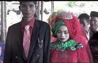 Video Pria Sumbang Lagu dan Menangis di Nikahan Mantan Ini Sedang Viral