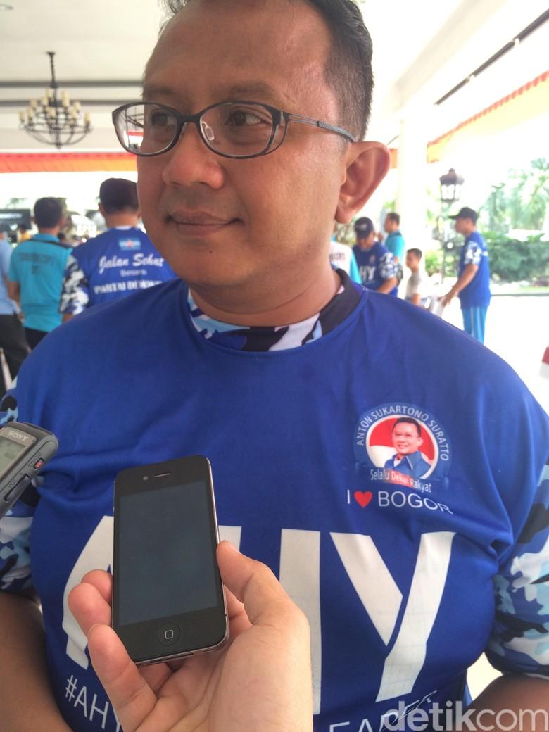 SBY Disomasi, Anggota DPR Anton Sukartono Bantah Palsukan Ijazah