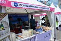 Di Festival Kuliner Nusantara Ini Ada Makanan Khas Dari 10