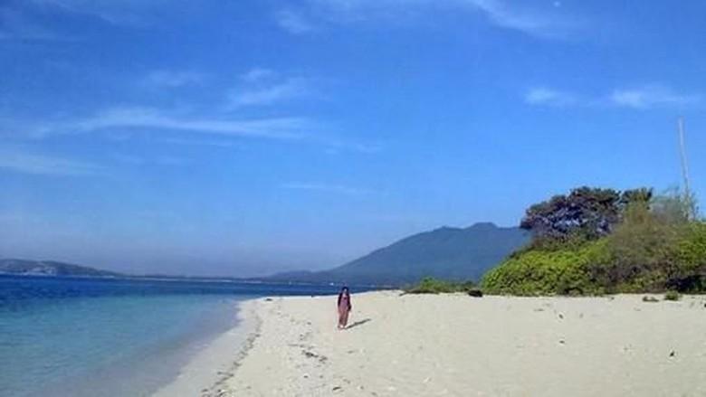 Ilustrasi Pulau Senoa (Luky Bambang/dTraveler)
