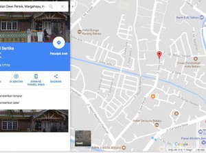 Ada Jalan Dewi Persik di Bekasi? Begini Kebenarannya