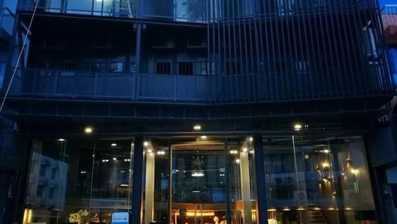 Foto: Hotel penjara Sook Station di Thailand (Sook Station/Facebook)
