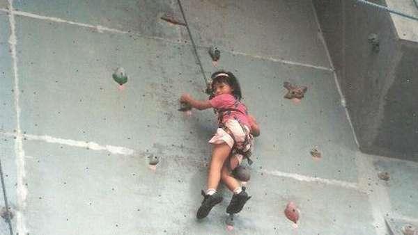 Berkuda Hingga Panjat Tebing, Olahraga Kegemaran Asmara Abigail