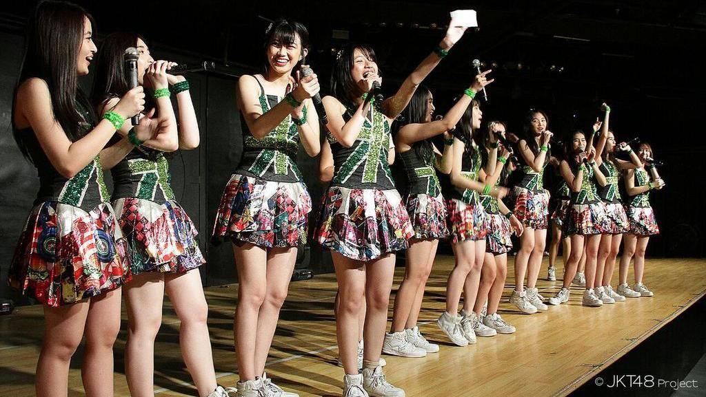 Ini Makna Senbatsu Uza JKT48 yang Bikin Admin Jokowi Dipecat