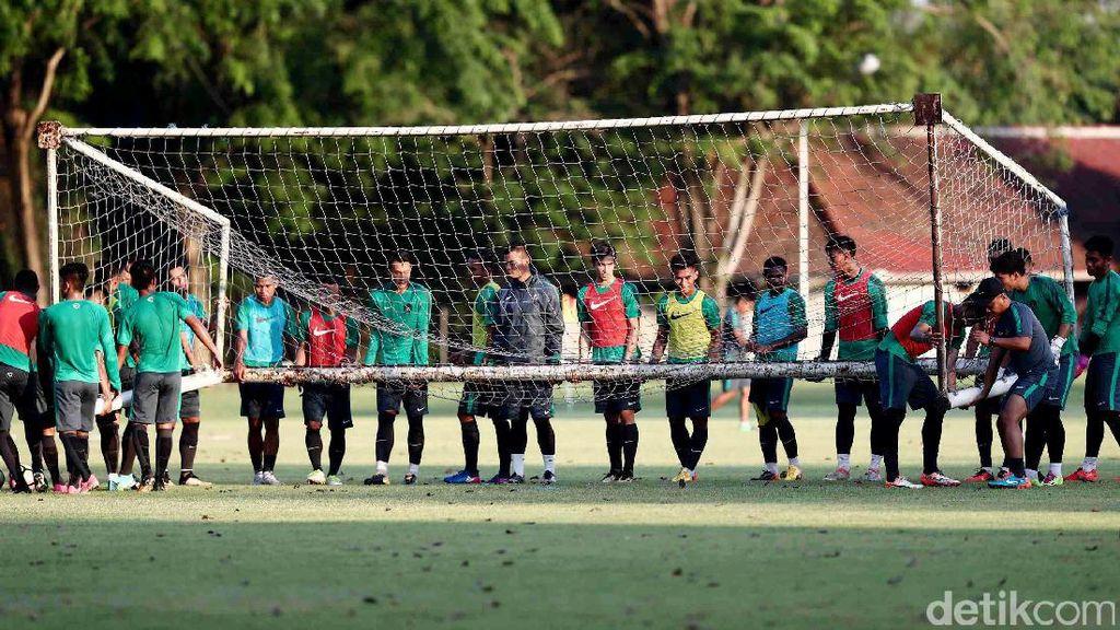 Tim Pelatih Sudah Kantongi 15 Pemain Timnas Indonesia untuk SEA Games