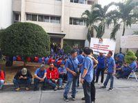 Ratusan Pegawai JICT Lakukan Mogok Kerja Hari Kelima