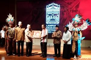 Trekking Hingga Kuliner, Berbagai Kegiatan Seru Lampung Krakatau Festival